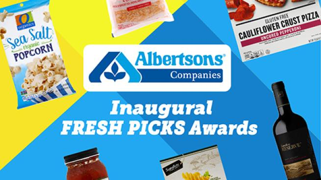 Consumers to Vote on Favorite Albertsons Own Brand Items