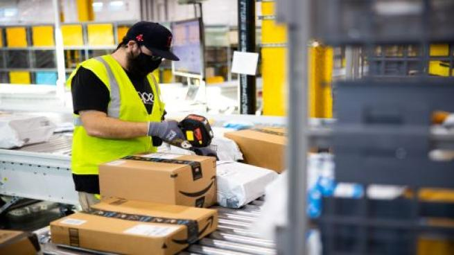 It's Beginning to Look a Lot Like the Holidays at Amazon