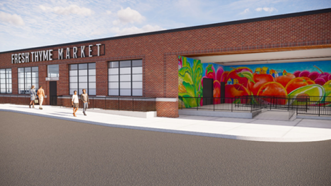 Fresh Thyme Market's St. Louis New-Concept Store to Open Nov. 10