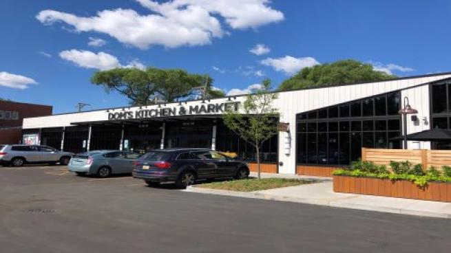 Dom's Kitchen & Market Launches Pickup Program