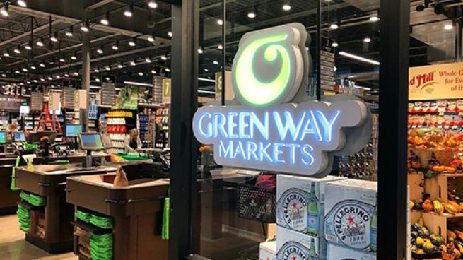 4th Green Way Market Store Debuts Allegiance Retail Services LLC