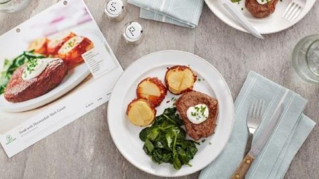 Kroger's Home Chef Hits Massive Annual Sales Goal