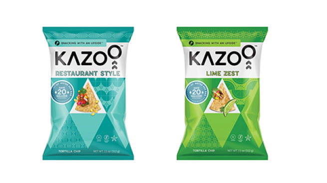 Kazoo Snacks Tortilla Chips