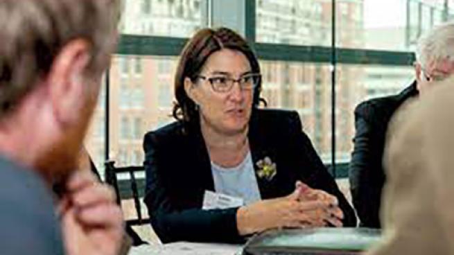 Organic Trade Association Seeking New CEO Laura Batcha