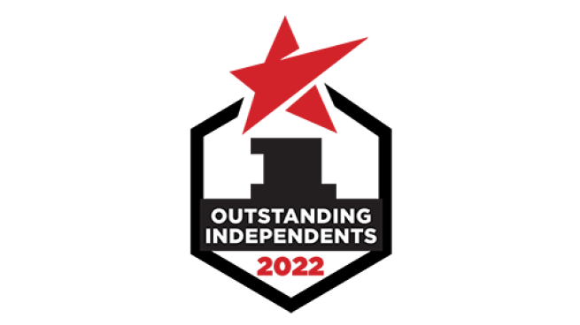 Outstanding Independents: Be Part of Something Special in 2022
