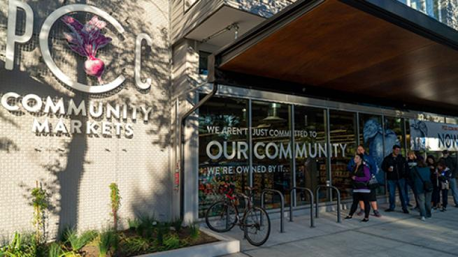 2 More PCC Stores Meet Rigorous Green Building Standards West Seattle Store