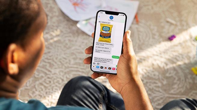 Walmart Advances in Text Shopping Google