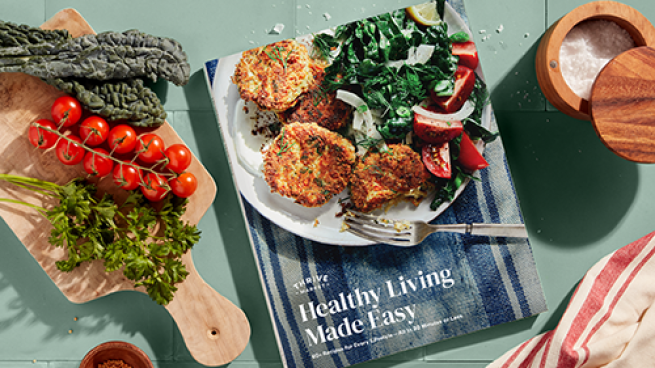 Thrive Market Debuts Shoppable Healthy Cookbook QR Codes