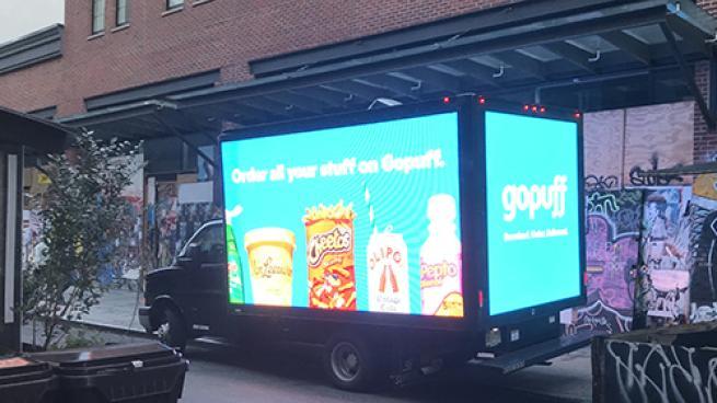Gopuff Arrives in New York