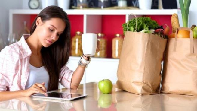 Developing a Digital Grocery Addiction