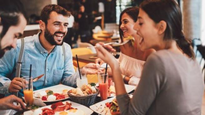 What Today's Consumers Think About Eating Out