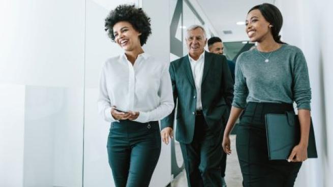 Beyond Allies: Network of Executive Women's Allyship Program