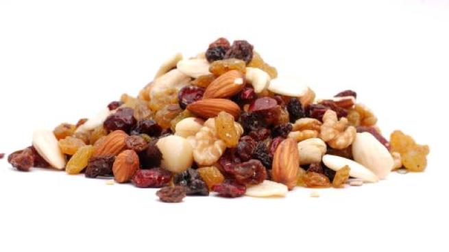 Nuts and Berries: The Most Accessible Plant-Based Foods
