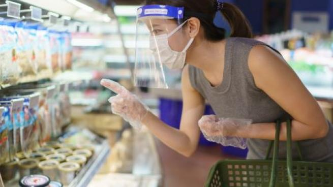 Grocery Store Surfaces Pose Minimal Risk for COVID-19 Transmission: Study