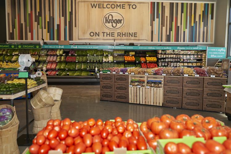 Kroger Opens Food Hall, Urban Grocery in Cincinnati