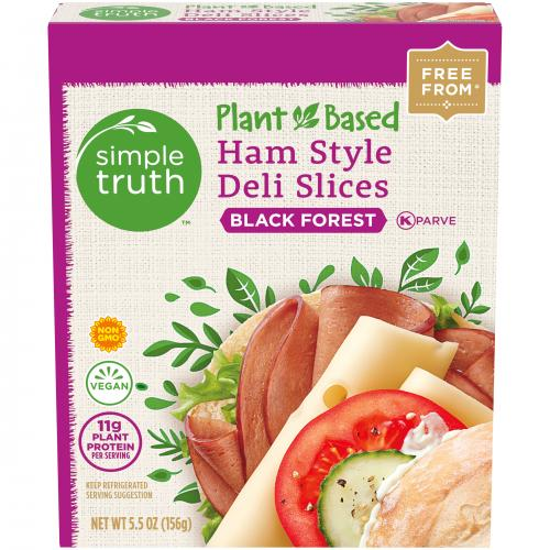 Kroger Reveals Plant-Based Simple Truth Products