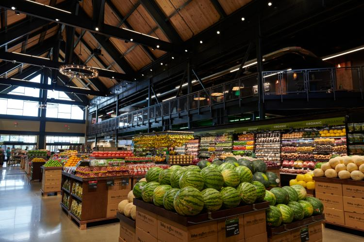 Raley's Opens 1st Store Under New 'Healthy' Banner
