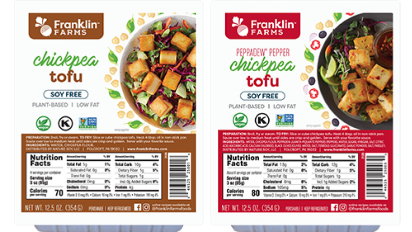Franklin Farms Chickpea Tofu