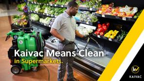 Kaivac Cooler Case Cleaner