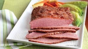 Tyson Reuben Corned Beef