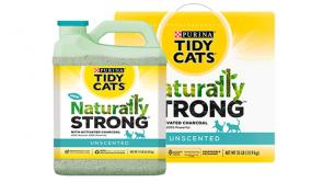 Tidy Cats Naturally Strong Litter