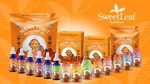 SweetLeaf® Organic Monk Fruit Sweetener