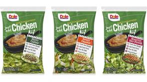 Dole Just Add Chicken Salad Kits