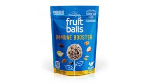 Nature's Garden Fruit Balls: Immune Booster