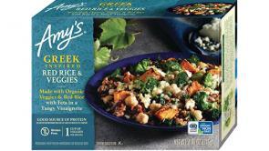 Amy's Greek Inspired Red Rice & Veggies