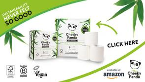 The Cheeky Panda plastic-free toilet roll range