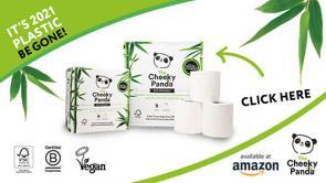 Cheeky Panda Plastic Free Tissue