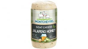 Montchevre Jalapeño Honey Goat Cheese