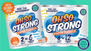 America's Fastest Growing Paper Towel Brand