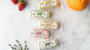 Bellwether Farms Fresh Sheep Cheese Logs
