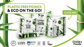 Cheeky Panda Plastic Free Range