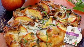 Sweet Frigo® Fresh Mozzarella Flatbread