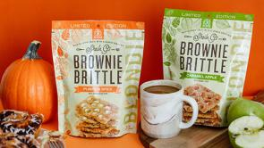 Sheila G's Brownie Brittle Limited-Time-Only Seasonal Flavors