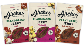 Country Archer Provisions Plant-Based Jerky