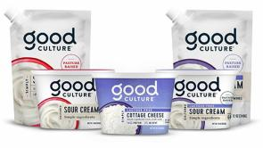 Good Culture Sour Cream and Cottage Cheese