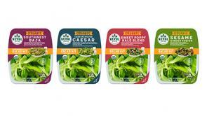 Revol Greens Greenhouse-Grown Salad Kits