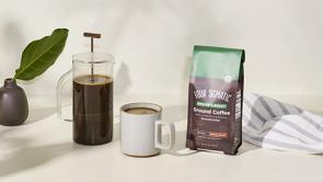 Four Sigmatic Functional Ground Mushroom Coffees