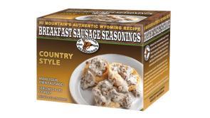 Hi Mountain Seasonings Country Style Breakfast Sausage