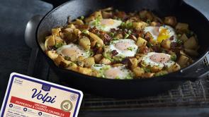 Volpi Foods Uncured Pepperoni & Chorizo Crumbles