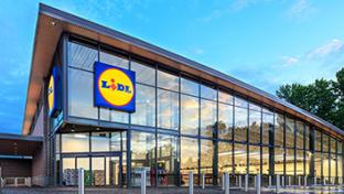 Lidl US Exterior