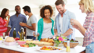 Grocers can help make party planning easy