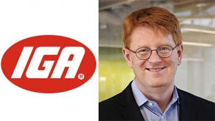John Ross to succeed Mark Batenic at IGA