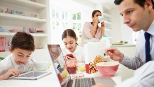 Parenting and Family Dinner: No One Size Fits All