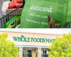 Instacart Cuts Grocery Delivery Fees to Heat Up Competition Against