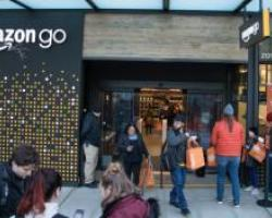 Amazon Go Opens in NY