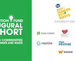 Kroger Funds Innovators Preventing Food Waste, Hunger